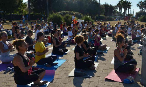 Giornata mondiale dello yoga –  Yoga day